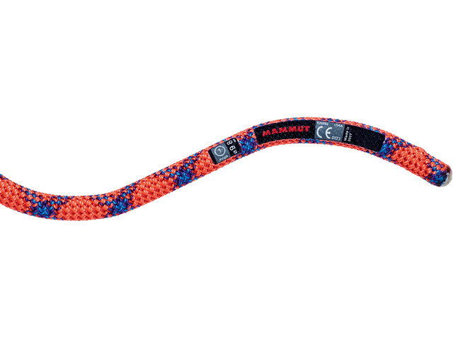 Mammut 9.8 Eternity Protect Rope 70m neon orange-violet